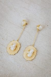 WINONAH PEARL EARRINGS