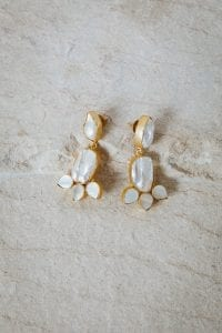 JAMIE PEARL EARRINGS