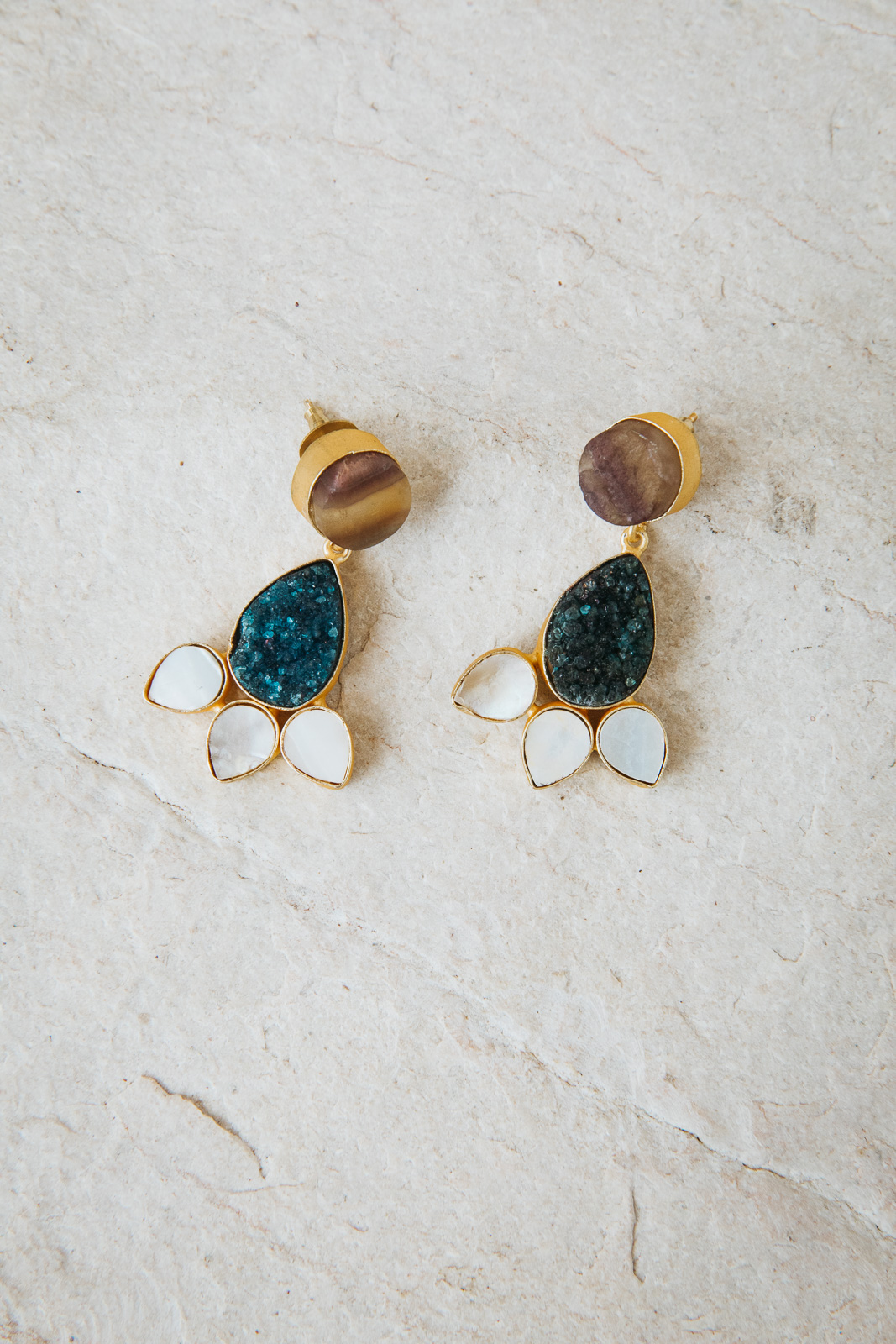 PENELOPE DROP EARRINGS